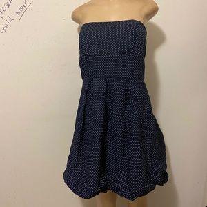 Torrid Polka Dot Sleeveless Plus Size 12 Dress